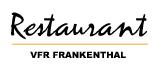 VFR RESTAURANT FRANKENTHAL Logo